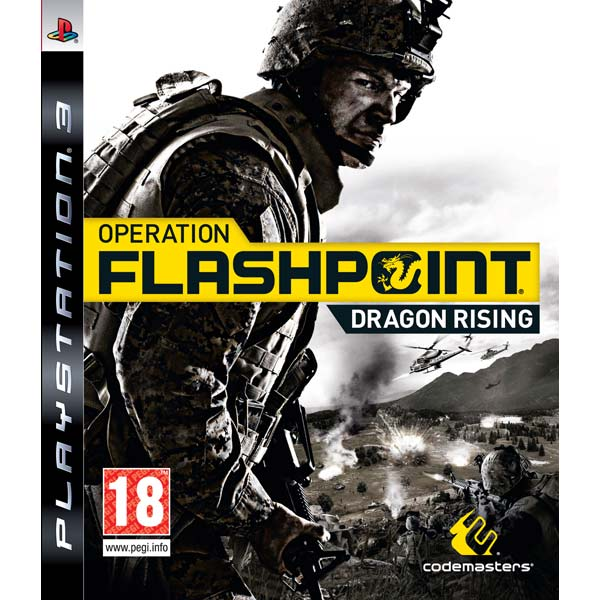 Игра для PS3 . Operation Flashpoint Dragon Rising брелок для сигнализации flashpoint s2 v2