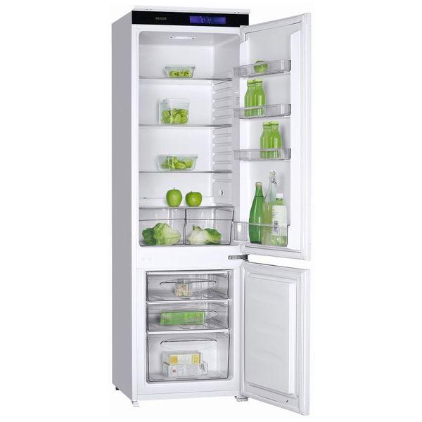 Встраиваемый холодильник комби Graude IKG 180.1