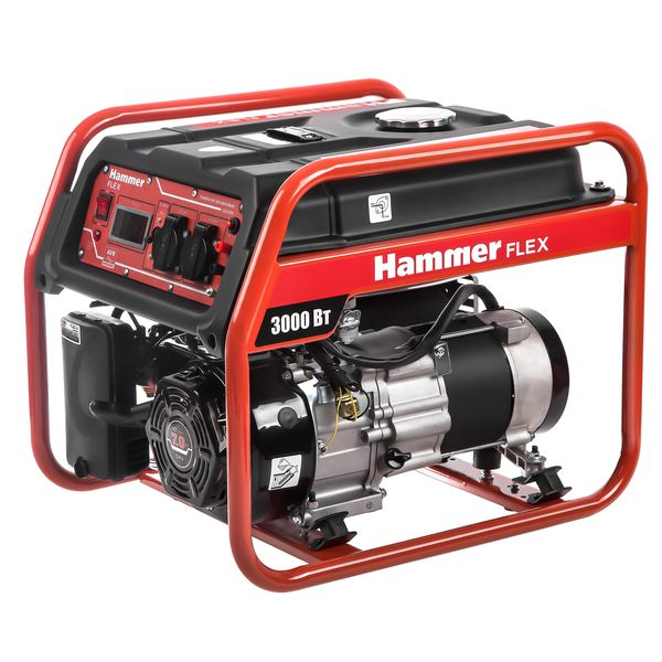 Бензоэлектростанция Hammer Flex GN3000 (106-036)