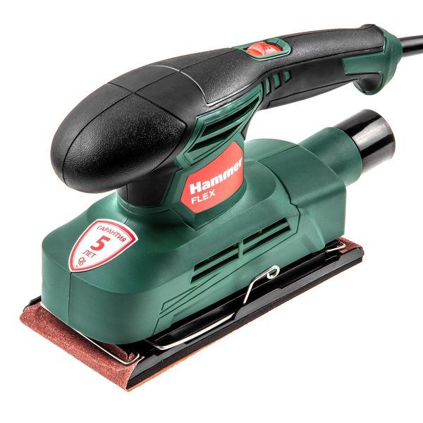 Вибрационная шлифовальная машина Hammer Flex PSM180 (168-008)