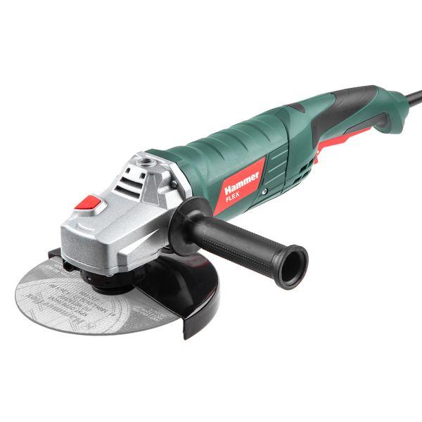 Угловая шлифовальная машина Hammer Flex USM1650D (159-040) фото