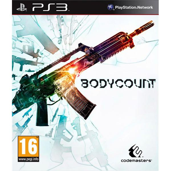 Игра для PS3 . Bodycount