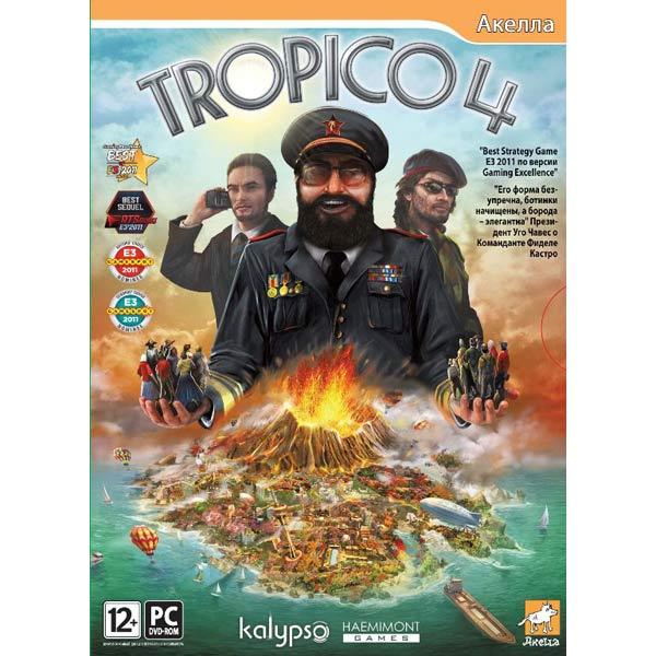 Видеоигра для PC Медиа Tropico 4 tropico 4