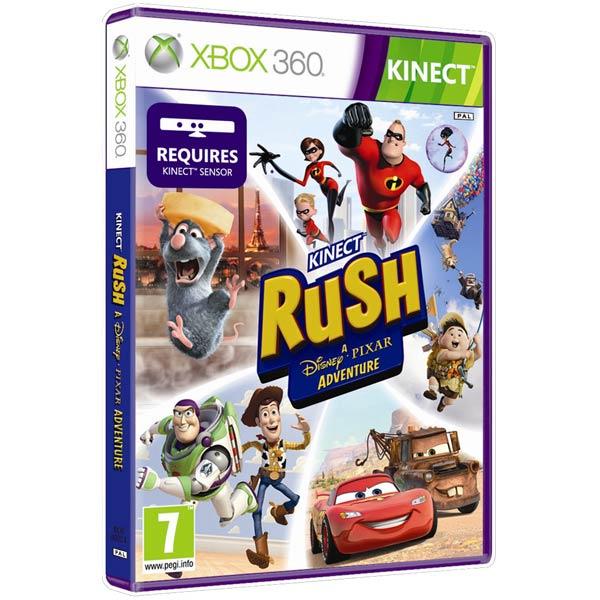 Microsoft, Игра для xbox, Kinect Rush
