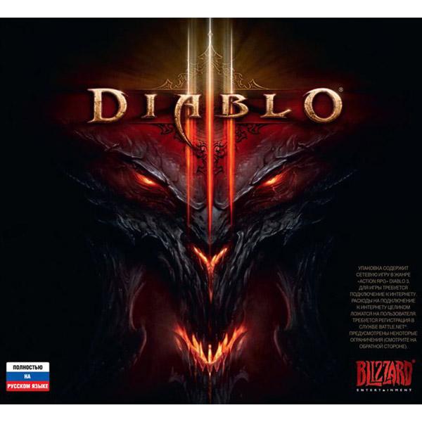 Видеоигра для PC . Diablo III видеоигра для pc медиа rise of the tomb raider 20 летний юбилей