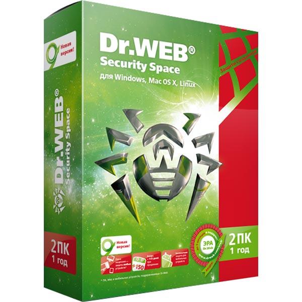 ПО Dr.Web SS Pro 12м2ПК антивирус