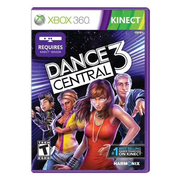 Microsoft, Игра для xbox, Dance Central 3
