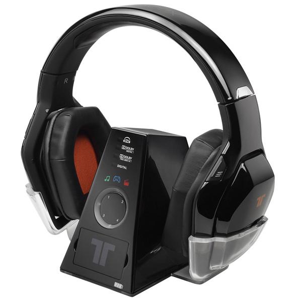 Гарнитура для игровой приставки Xbox360 Медиа Tritton Warhead 7.1 Wireless