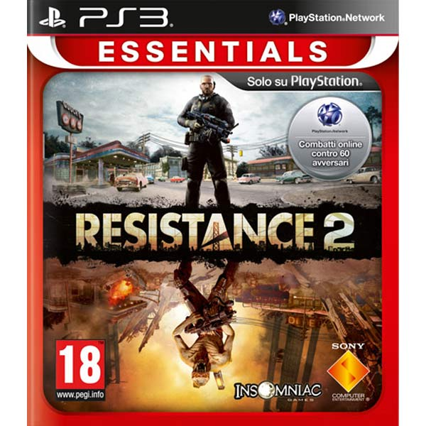 Игра для PS3 . Resistance 2 (Essentials)