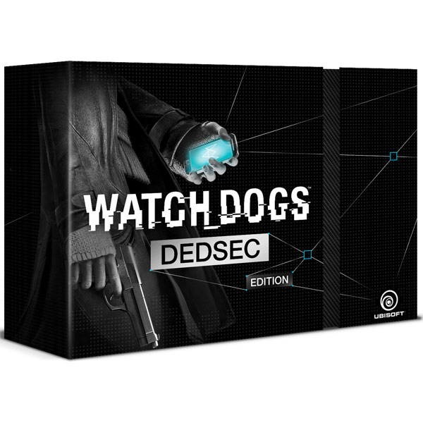Игра для Xbox Медиа Watch_Dogs. DedSec Edition sleeping dogs definitive edition xbox one