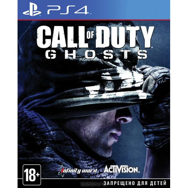 Видеоигра для PS4 . Call Of Duty Ghosts call of duty modern warfare 3 content collection 2 цифровая версия