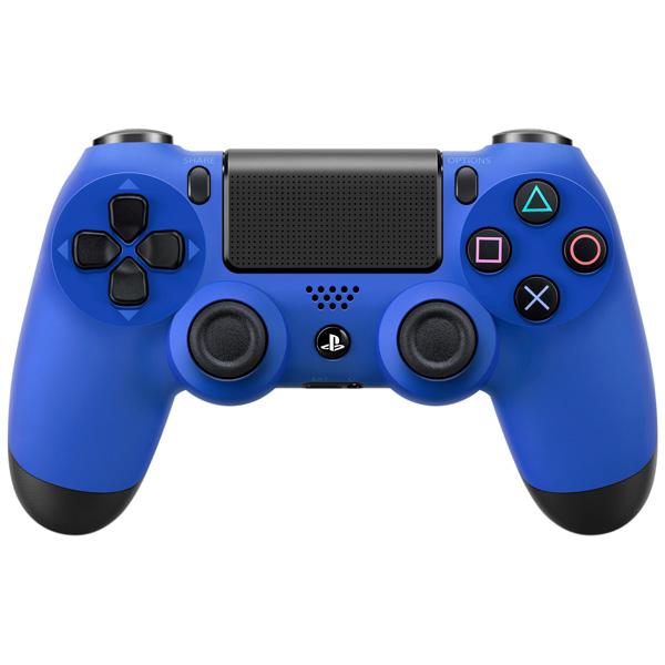 Аксессуар для игровой консоли PlayStation 4 Геймпад DualShock 4 Wave Blue (CUH-ZCT1E) playstation