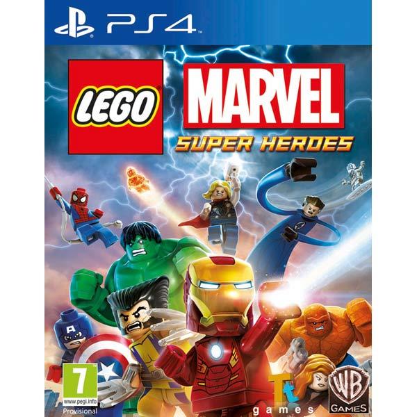 Видеоигра для PS4 . LEGO Marvel Superheroes