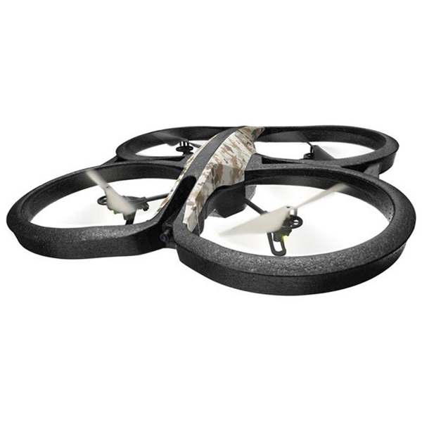 Купить Радиоуправляемый квадрокоптер Parrot AR.Drone 2.0 Elite Edition Sand (PF721820) в каталоге интернет магазина М.Видео по выгодной цене с доставкой, отзывы, фотографии - Пятигорск