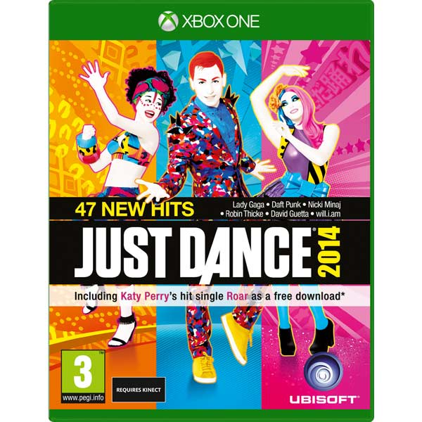 Видеоигра для Xbox One . Just Dance 2014 just dance 2016