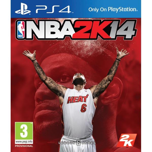 Видеоигра для PS4 Медиа NBA 2K14 видеоигра для pc медиа rise of the tomb raider 20 летний юбилей