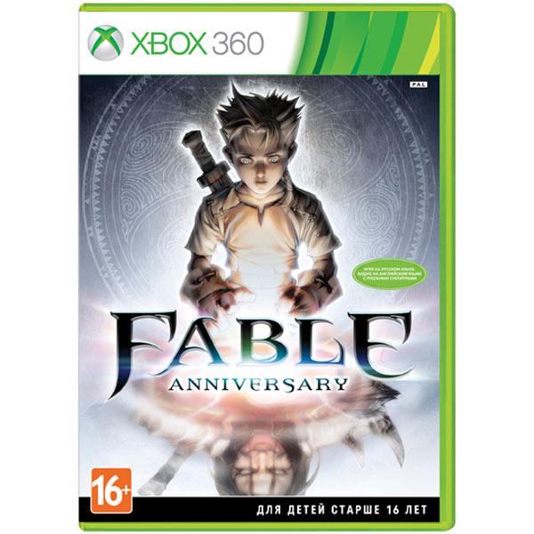 Microsoft, Игра для xbox, Fable Anniversary