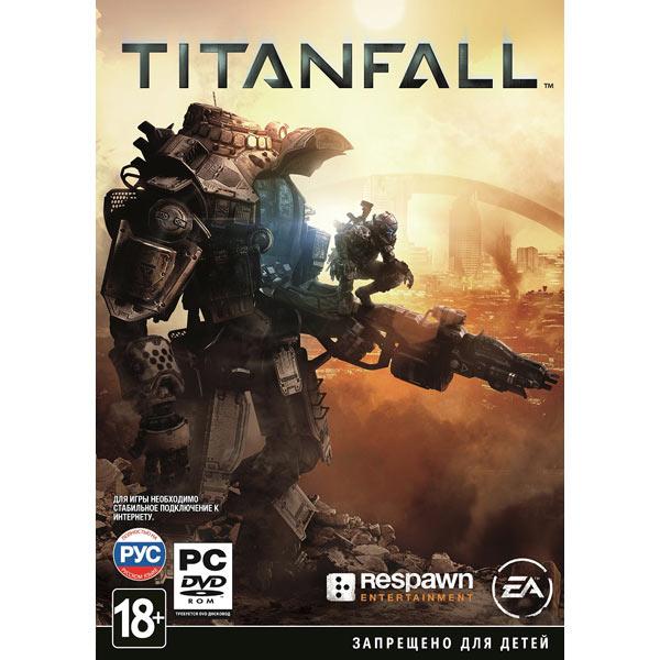 Видеоигра для PC . Titanfall the art of titanfall 2