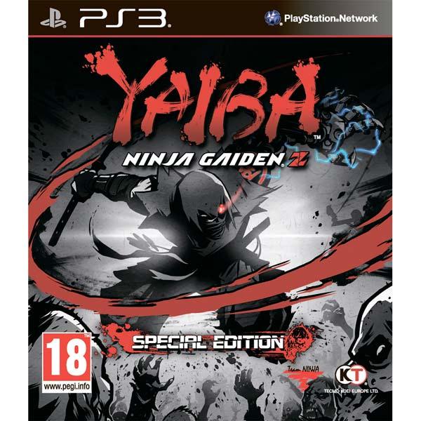 Игра для PS3 . Yaiba: Ninja Gaiden Z Special Edition ninja 300 special edition