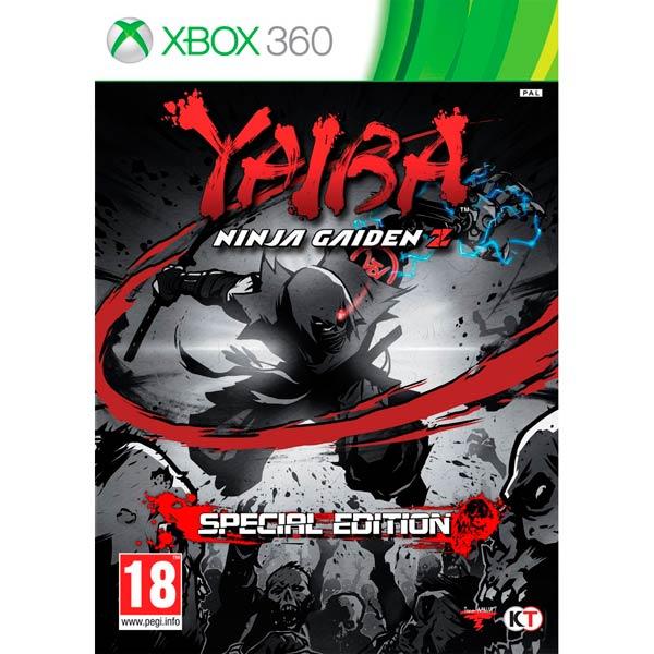 Видеоигра для Xbox 360 . Yaiba:Ninja Gaiden Z Special Edition