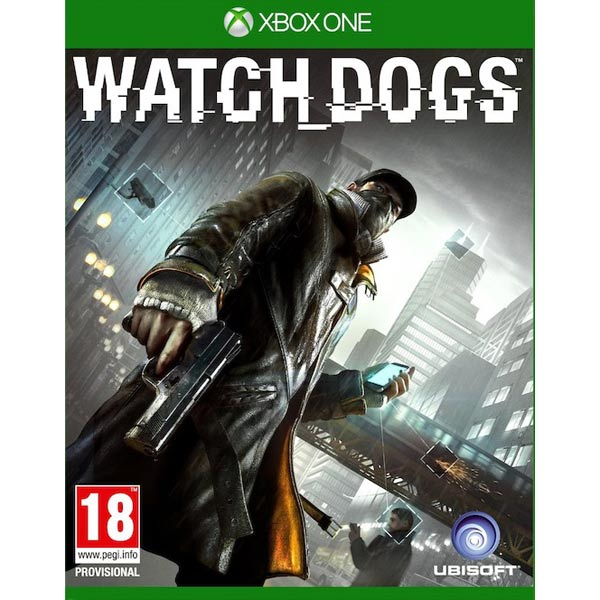 Видеоигра для Xbox One . Watch_Dogs