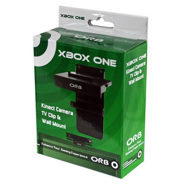 Аксессуар для игровой консоли Orb — Крепление для Kinect на ТВ (020912)