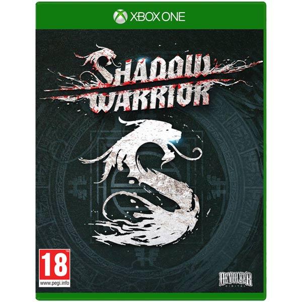 Видеоигра для Xbox One . Shadow Warrior видеоигра для xbox one overwatch origins edition
