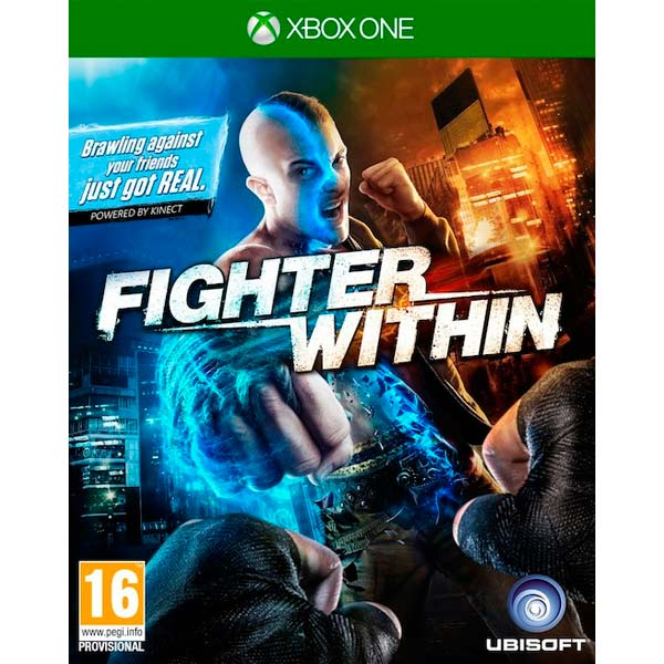 Видеоигра для Xbox One . Fighter Within