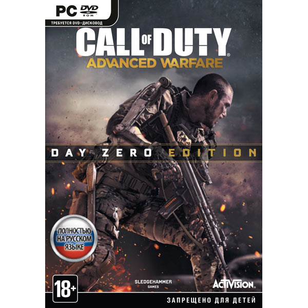Видеоигра для PC . Call of Duty: Advanced Warfare call of duty modern warfare 3 hardened edition