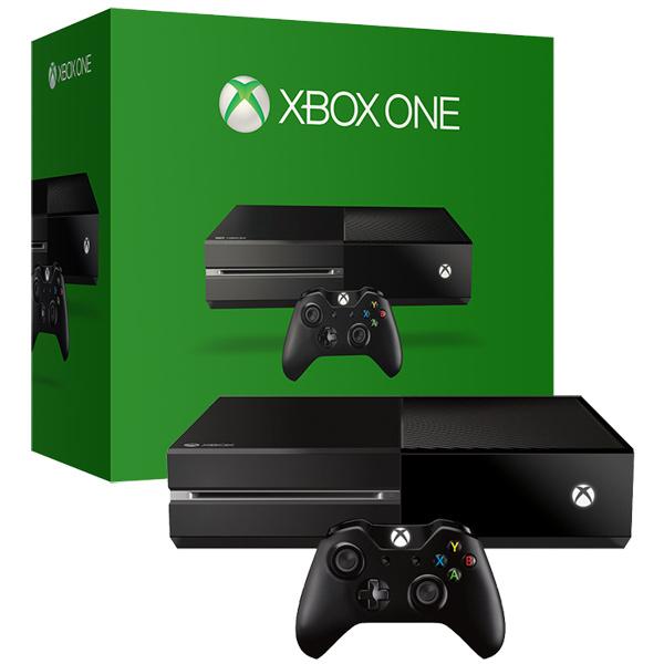 Игровая консоль Xbox One Microsoft 500Gb (5C5-00015)