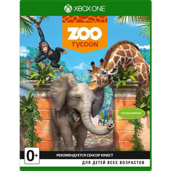 Видеоигра для Xbox One Microsoft Zoo Tycoon игра для xbox just dance 2018