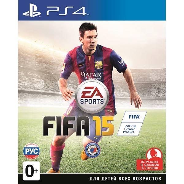все цены на Видеоигра для PS4 . FIFA 15