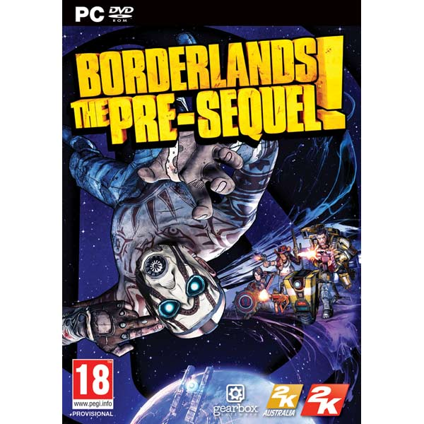 Видеоигра для PC Медиа Borderlands: The Pre-Sequel
