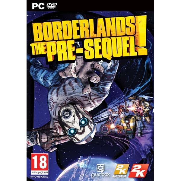 Видеоигра для PC Медиа Borderlands: The Pre-Sequel borderlands the pre sequel ps3