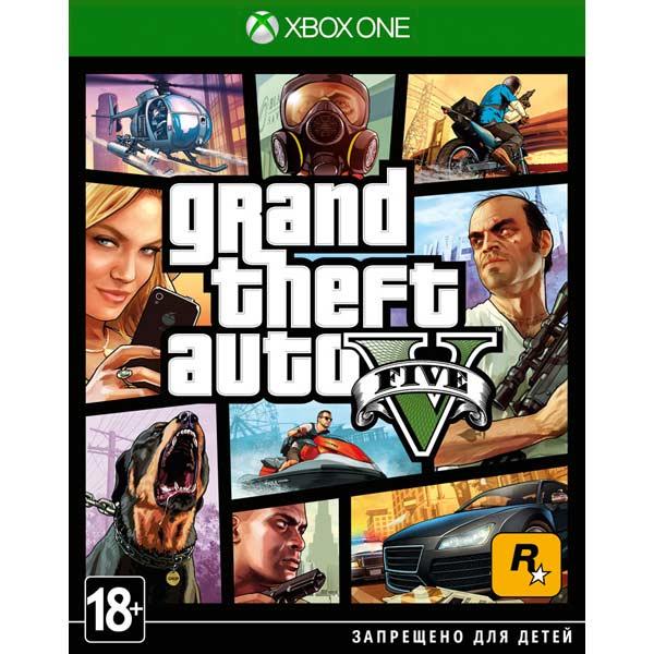 все цены на Видеоигра для Xbox One . Grand Theft Auto V онлайн