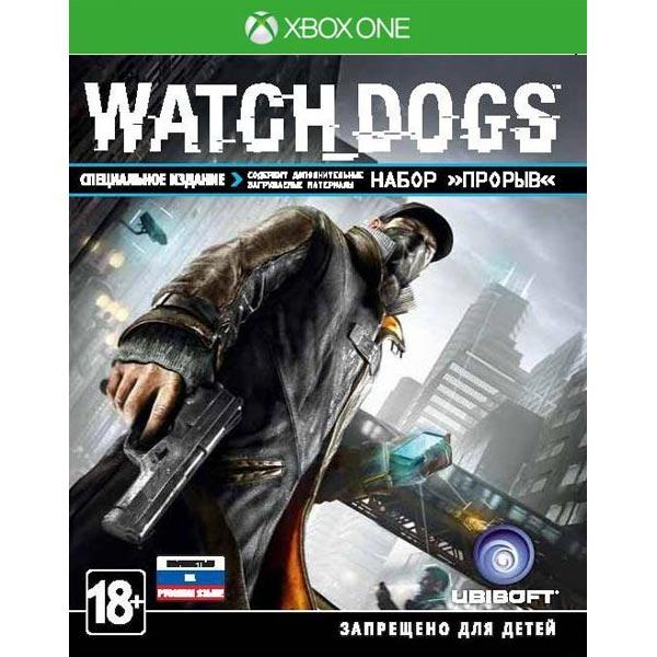 Xbox One игра Ubisoft