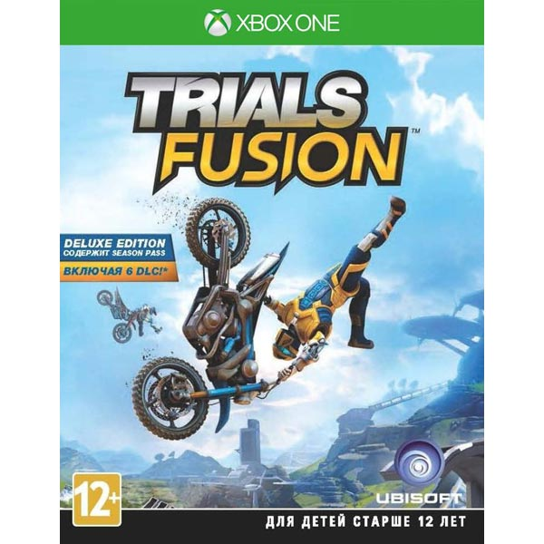 Xbox One игра Ubisoft Trials Fusion