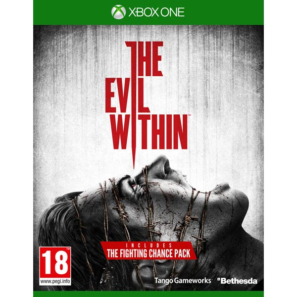 Видеоигра для Xbox One . Evil Within видеоигра для xbox one overwatch origins edition