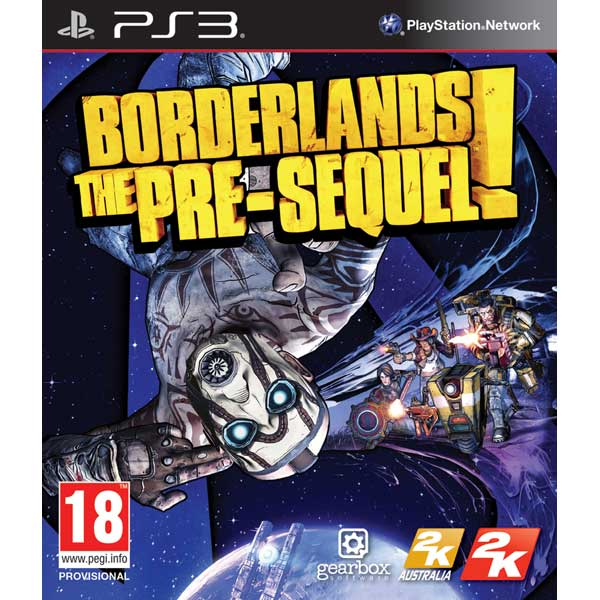 Игра для PS3 . Borderlands:The Pre-Sequel игра софтклаб borderlands game of the year