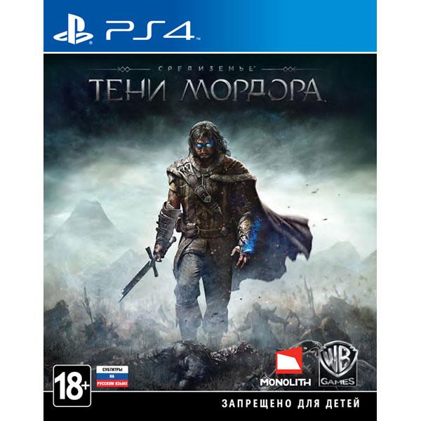 Видеоигра для PS4 . Средиземье: Тени Мордора