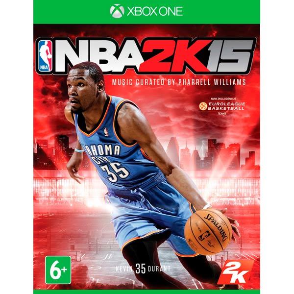 Видеоигра для Xbox One . NBA 2K15 xbox