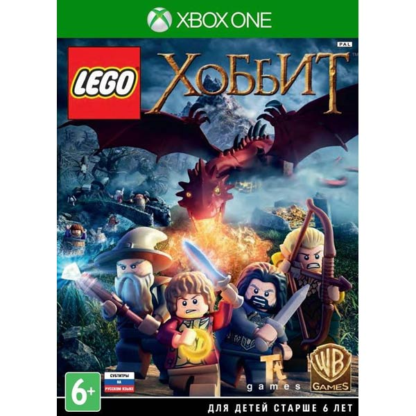 Видеоигра для Xbox One . LEGO Хоббит видеоигра для xbox one state of decay 2 ultimate