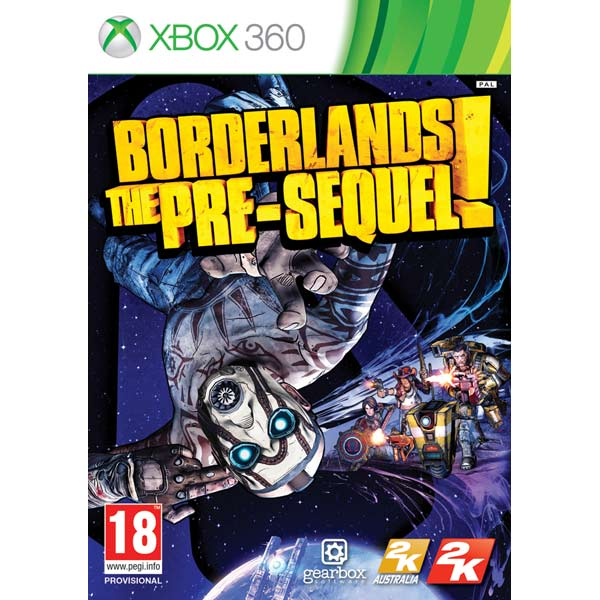 Игра для Xbox . Borderlands:The Pre-Sequel игра софтклаб borderlands game of the year