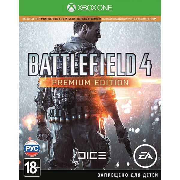 Xbox One игра EA Battlefield 4 Premium Edition
