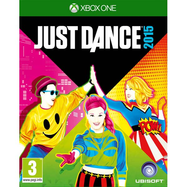 Видеоигра для Xbox One . Just Dance 2015 just dance 2016