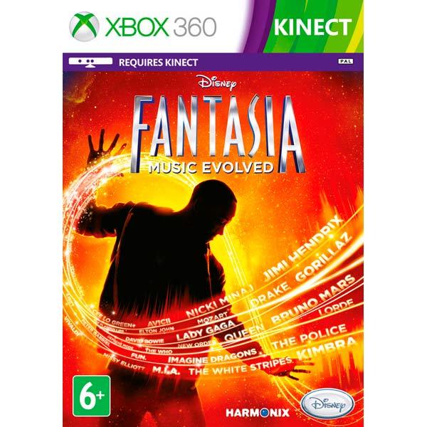 Игра для Xbox . Disney Фантазия: Магия музыки (только для Kinect)
