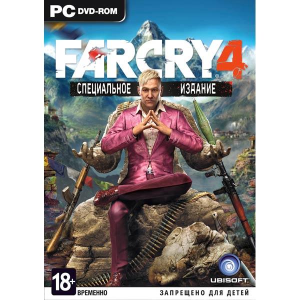 Видеоигра для PC . Far Cry 4 видеоигра для pc медиа rise of the tomb raider 20 летний юбилей