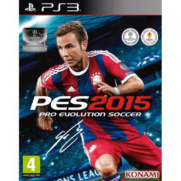 Игра для PS3 . Pro Evolution Soccer 2015 organic evolution