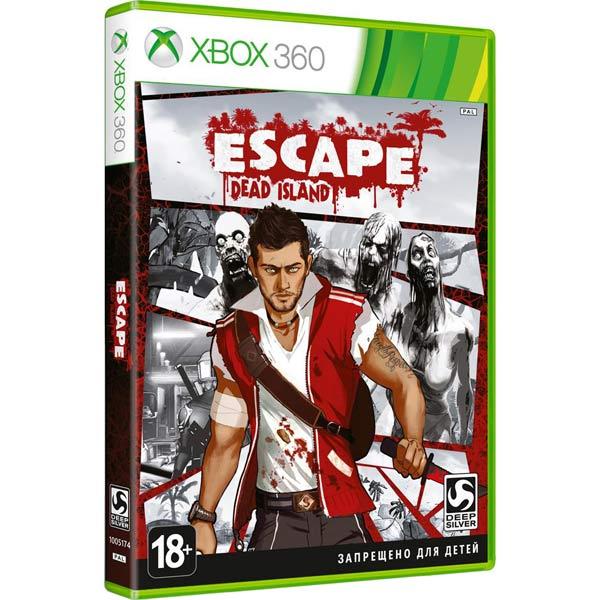 Игра для Xbox . Escape Dead Island dead island blood edition
