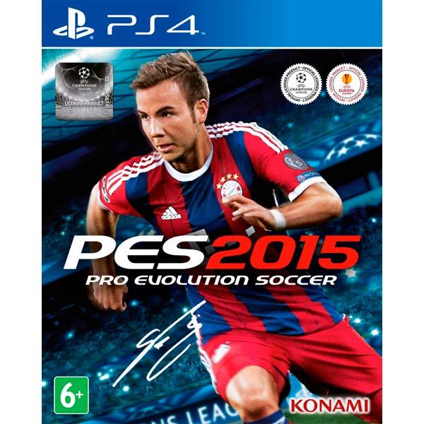 все цены на Видеоигра для PS4 . Pro Evolution Soccer 2015 онлайн